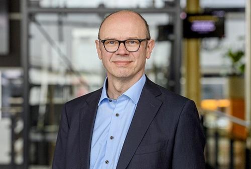 CEO Stedin Groep Koen Bogers